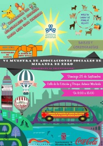 Feria Asociaciones Miranda 2016