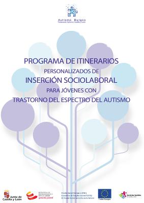 Programa de Itinerarios Laborales para personas con TEA 2018