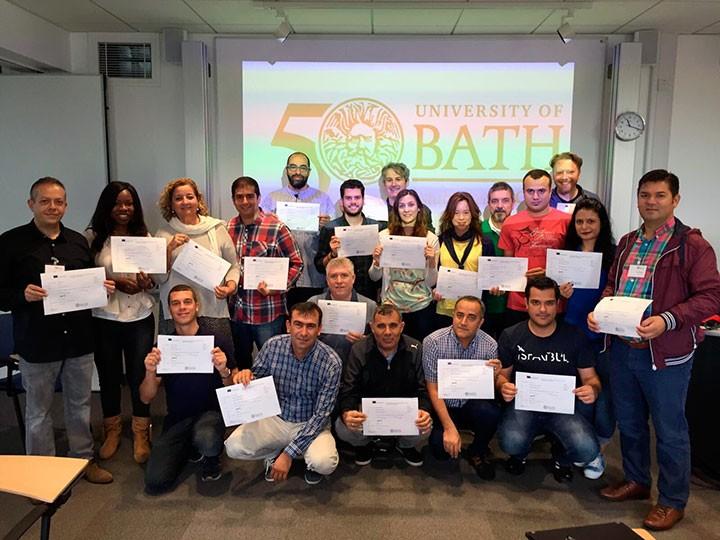 Reunión del Proyecto Europeo Smart en Burgos