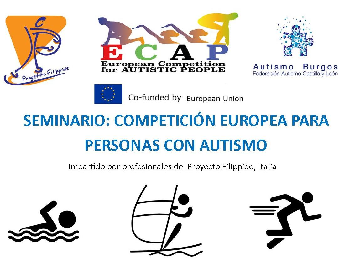Seminario en Burgos sobre Competición Europea para personas con Autismo