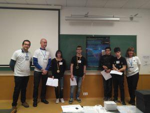 premio Feria ciencia CyL