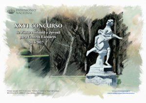 XXVI Concurso Patrimonio Nacional de Pintura Infantil y Juvenil para Centros Escolares