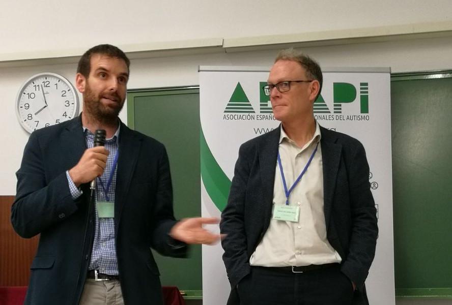 Participamos en el I Encuentro AETAPI de Investigación sobre TEA