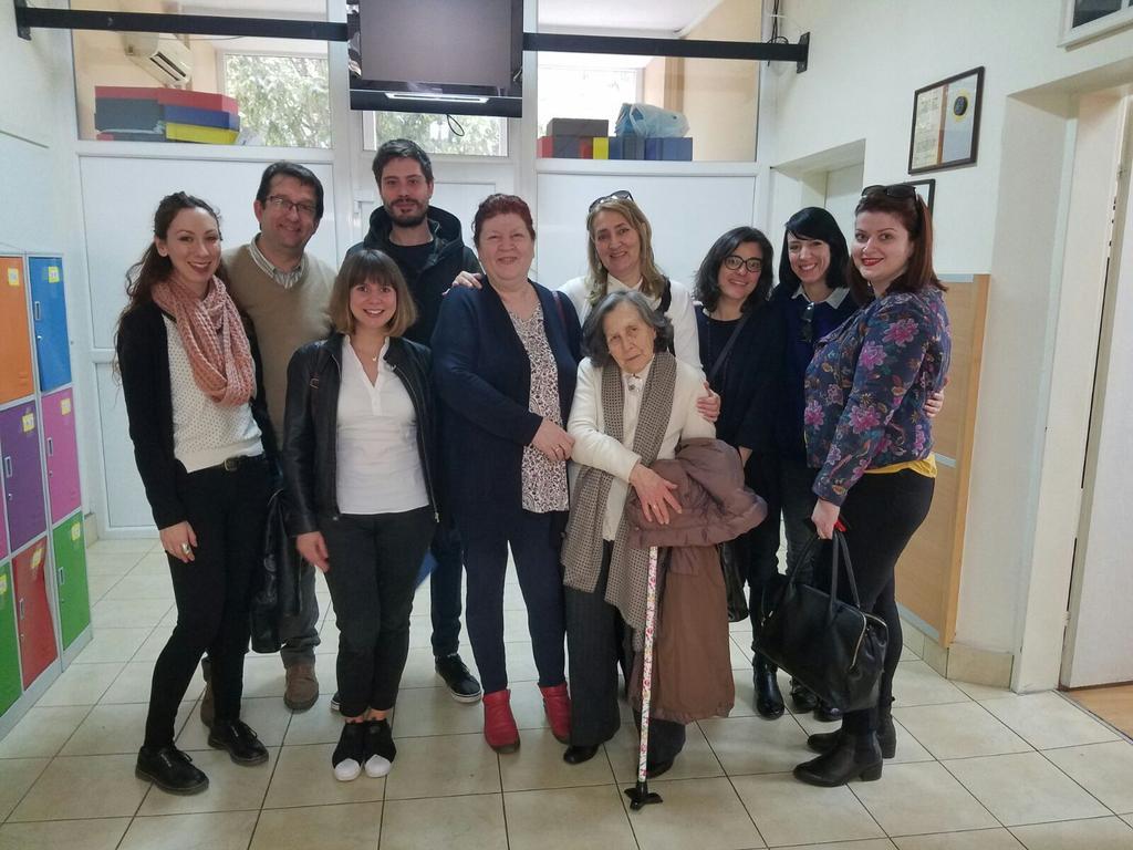 Reunión en Belgrado del proyecto europeo IPAPlus
