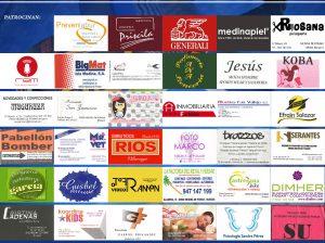 patrocinadores padel Medina de Pomar 2018
