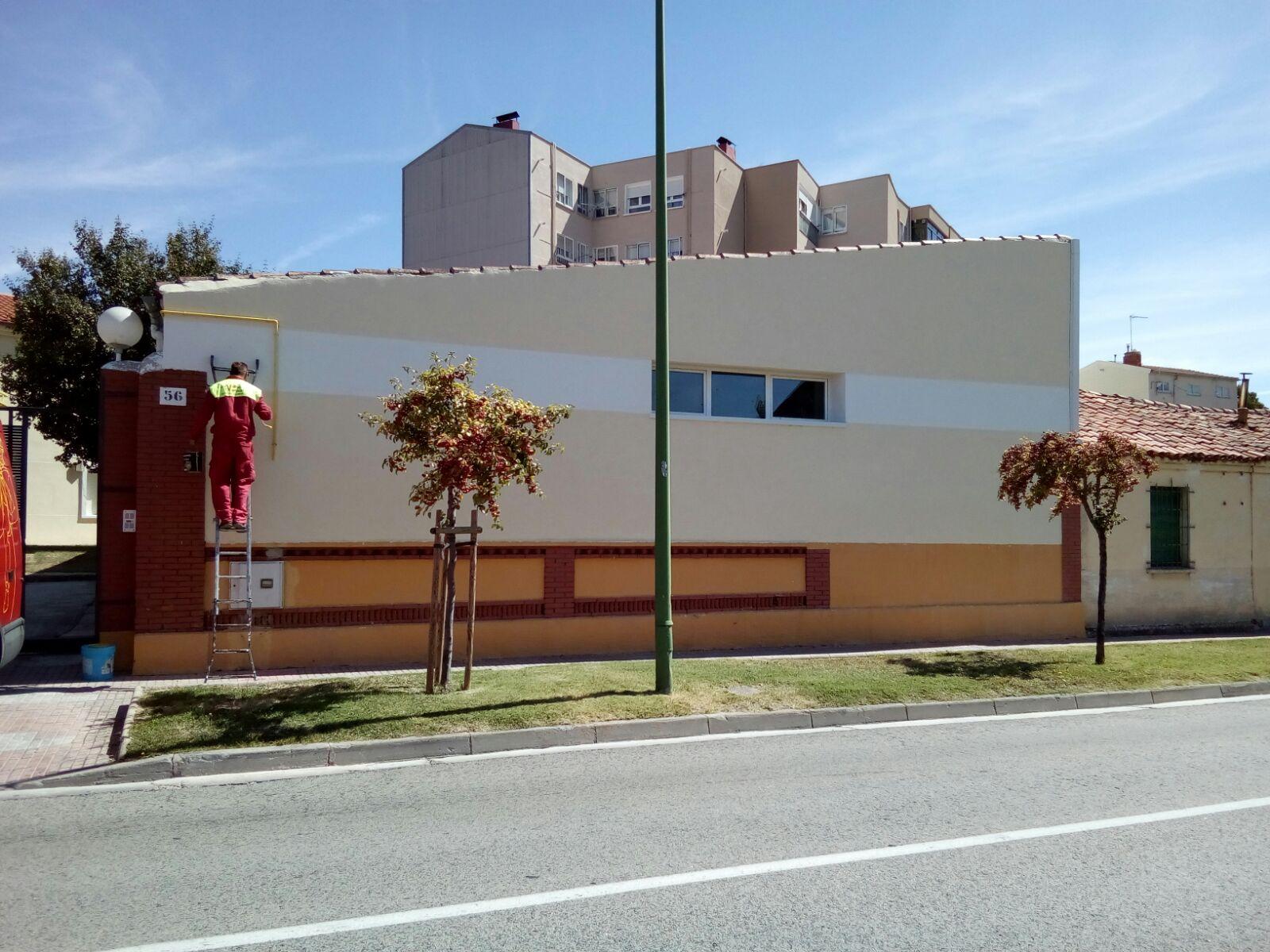 REHABILITACIÓN ENERGÉRTICA DE FACHADAS EN AVENIDA COSTA RICA, 56 (BURGOS)
