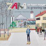 portada libro Zara se hace mayor