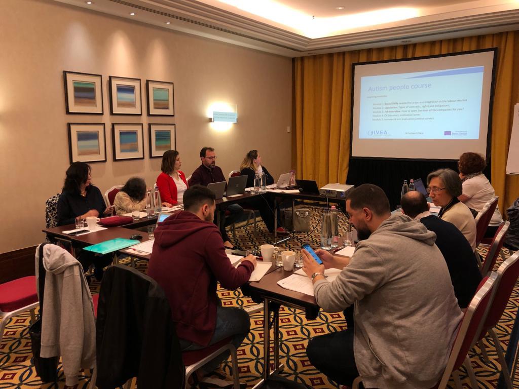 El proyecto IVEA celebra su segunda reunión transnacional en Budapest
