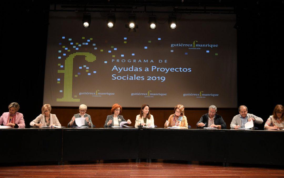 Firmado Convenio de colaboración con la Fundación Gutiérrez Manrique
