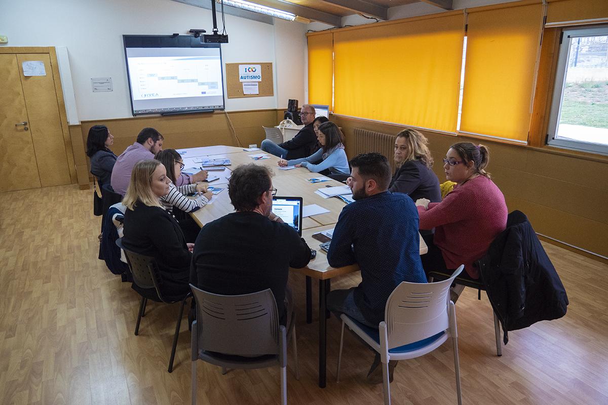 Arranca el Curso del proyecto IVEA para potenciales empleadores