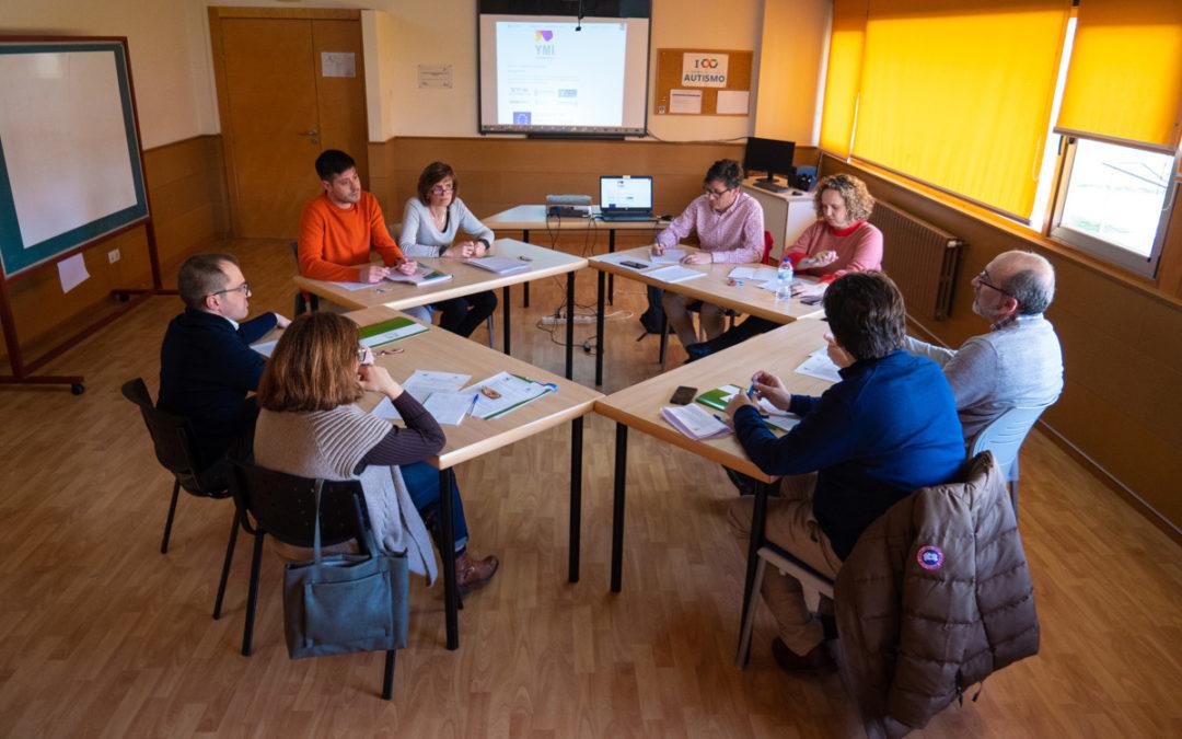 Reunión expertos proyecto europeo YMI