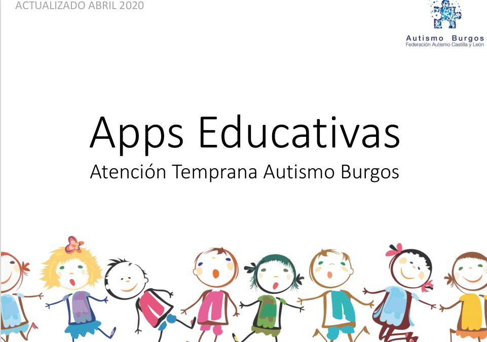APPs educativas para Atención Temprana