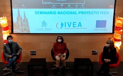 Seminario Nacional del proyecto IVEA en Burgos