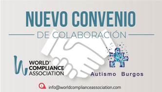 Autismo Burgos firma un convenio de colaboración con La World Compliance Association