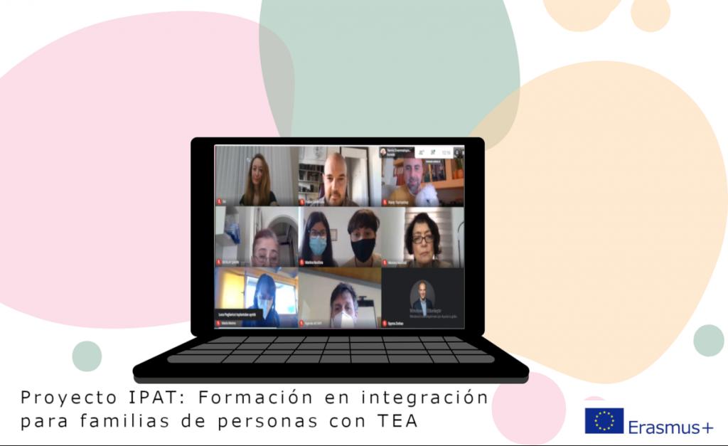 reunión virtual proyecto ipat