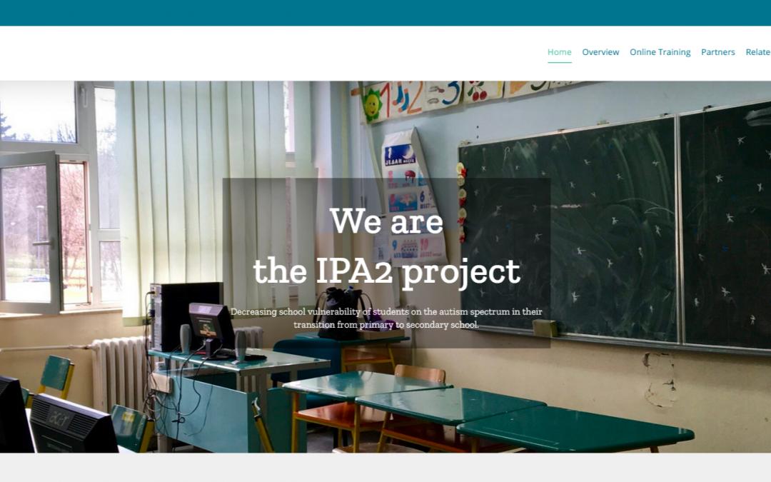 Estrenamos la web del proyecto IPA2