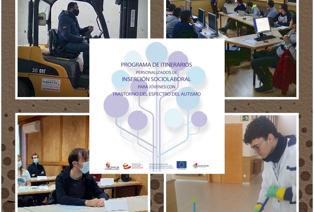 Programa itinearios laborales 2020