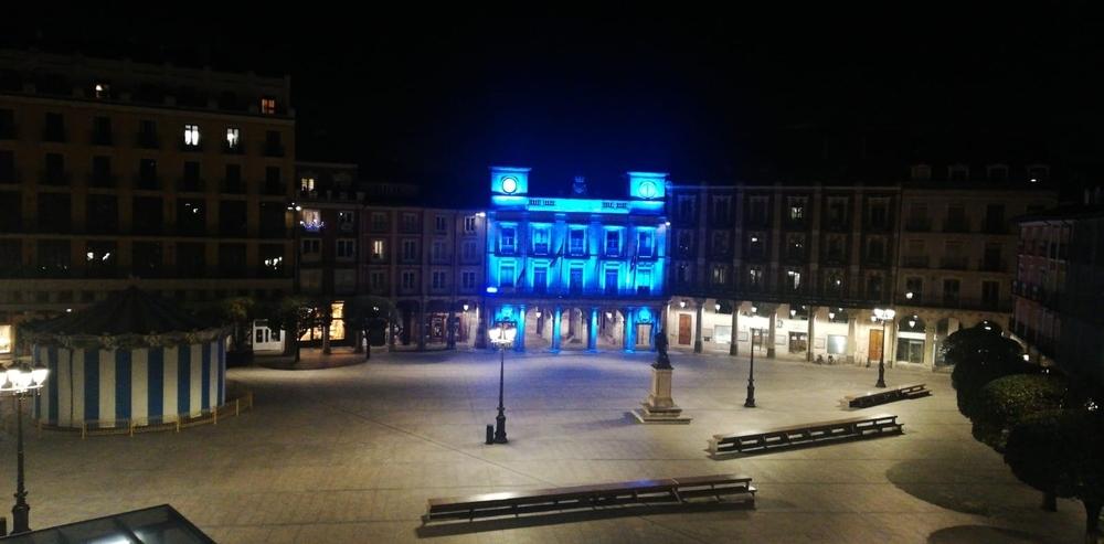 iluminemos en azul edificios y monumentos de toda España el próximo 2 de abril