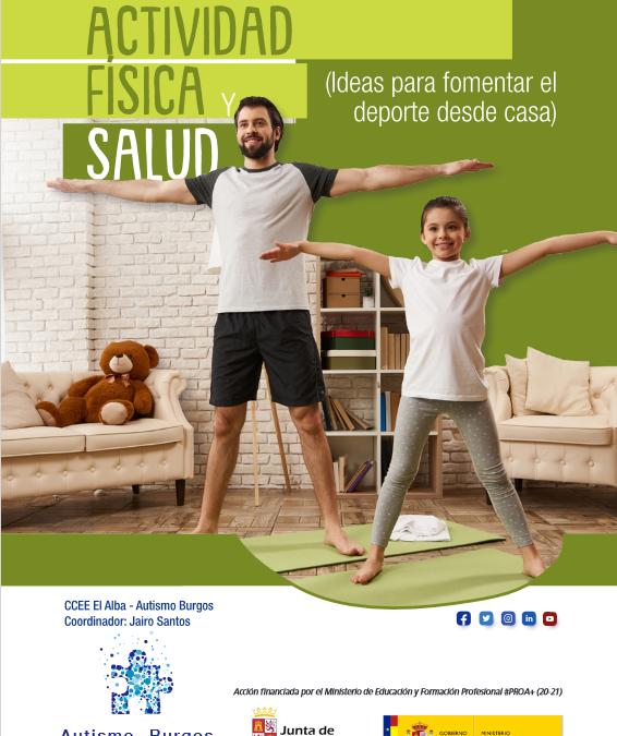 Guía Actividad física y salud (Ideas para fomentar el deporte desde casa)