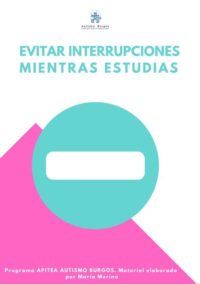 Evitar interrupciones mientras estudias